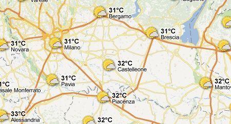 Google Maps nuova funzione: ora arriva anche il meteo