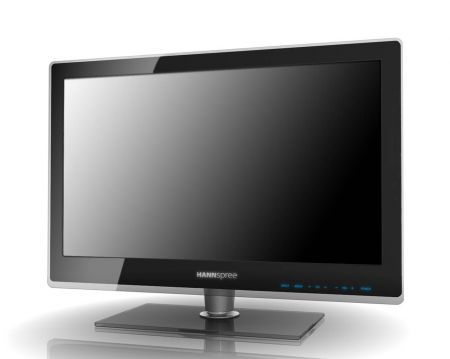 Hannspree SV: TV LCD con schermo panoramico