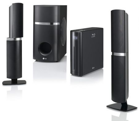 LG HB45E: sistema Home Teather Blu-ray elegante come idea Natale