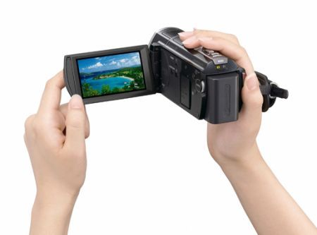 Sony Handycam CX505VE: videocamera Full HD come idea regalo