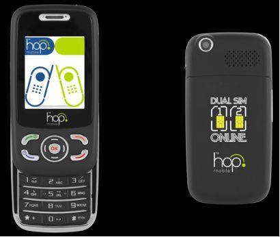 Hop Mobile: Sim Card Hoptel e telefono incluso