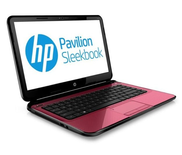 HP Pavilion Sleekbook 15, laptop leggero e compatto a 449 euro