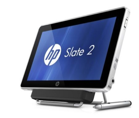 HP Slate 2, il nuovo tablet per i professionisti con Windows 7