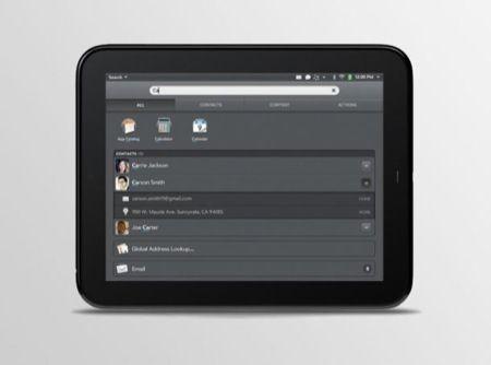 Tablet HP forse ancora possibili, ma con Windows 8 e non WebOS