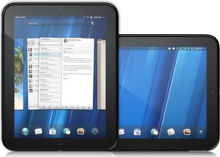 HP TouchPad: a Luglio 2011 primo tablet HP con WebOS