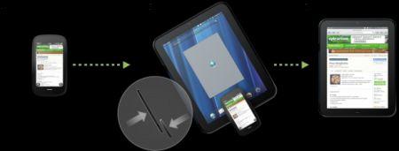 HP TouchPad: Slate WebOS a Giugno 2011 per 500 dollari