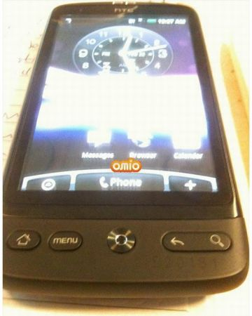HTC Bravo il clone di Google Nexus One prima immagine