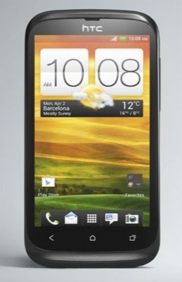 HTC Desire V, nuovo smartphone Android ICS con dual SIM