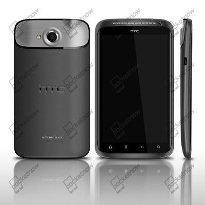 HTC Edge, prime caratteristiche e foto dello smartphone quad core