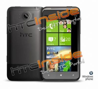 HTC Eternity: Windows Phone Mango 1.5 GHz e display 4.7 pollici