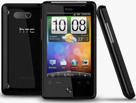 HTC Gratia: smartphone Android full touchscreen con prezzo abbordabile