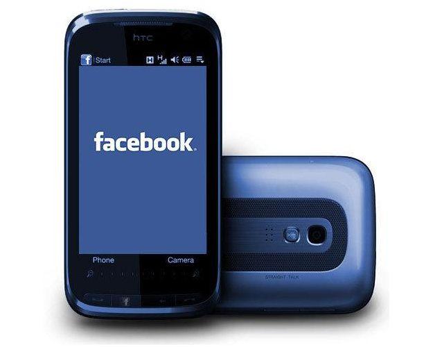 HTC Opera UL, indiscrezioni sul futuro Facebook Phone