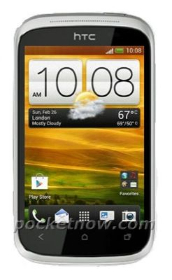 HTC Wildfire C, in arrivo un low cost con Android Ice Cream Sandwich