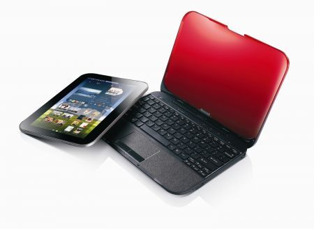 Lenovo IdeaPad U1 Hybrid: tablet ibrido Android e Windows 7 al CES 2011