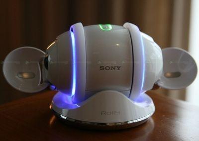 IFA 2008: il nuovo speaker portatile Sony Rolly con supporto al bluetooth