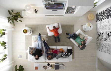 Smart TV: anche Ikea venderà televisori, impianti stereo e lettori Blu-ray