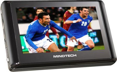 Mindtech Mindtouch2: mini tv portatile con display touchscreen