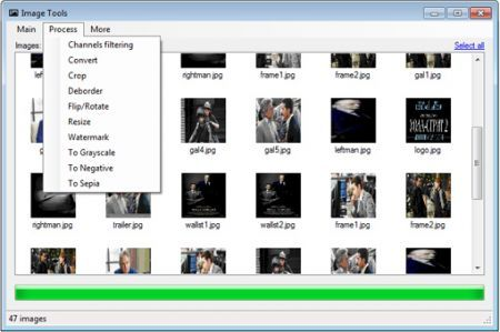 Image Tools: modificare ed editare le proprie immagini con un'applicazione portable