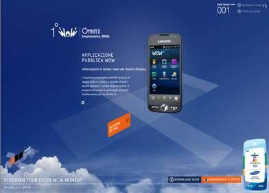 Samsung WOW: vivi l'emozione delle Olimpiadi Invernali sul cellulare!