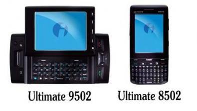 I-Mate Ultimate 8502 e 9502