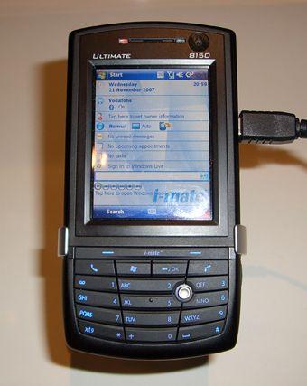 i-mate Ultimate 8150 al MWC