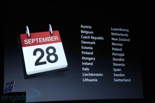 iPhone 5, data uscita in Italia del rinnovato smartphone Apple