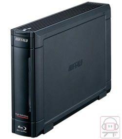 In arrivo da Buffalo i primi masterizzatori Blu-Ray 8x