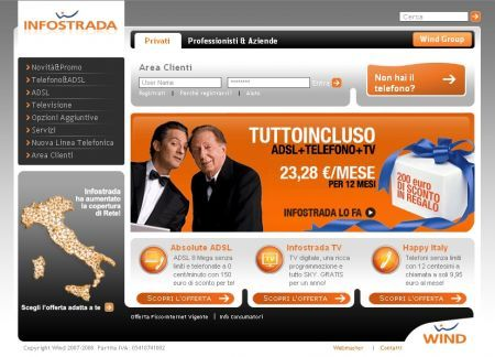 Infostrada ADSL: offerte, promozioni ed esigenze dei consumatori