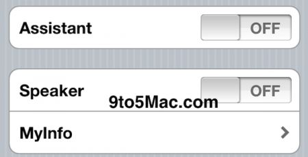 iOS 5 beta 4: aggiornamenti Over The Air e assistente vocale