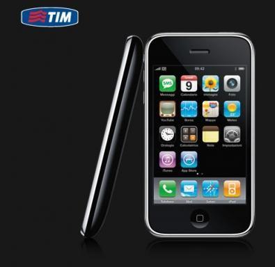 iPhone 3G e le tariffe (scandalo) TIM