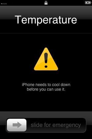 iPhone 3GS: Apple ammette che tutti gli iPhone soffrono di problemi di surriscaldamento