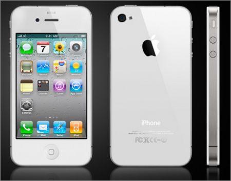 iPhone 4: Apple cancella il modello scocca bianca?