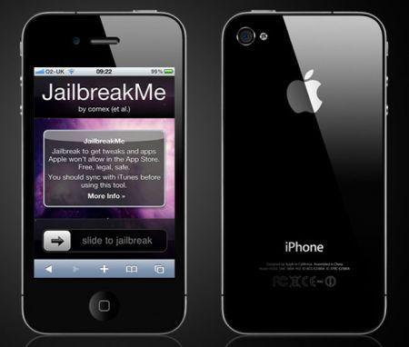 JailbreakMe 2.0 sfrutta due gravi vulnerabilità di Safari ed iOS 4