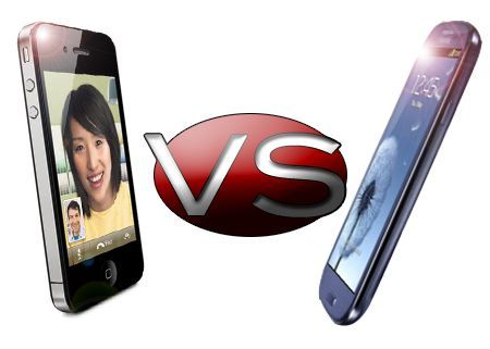 Samsung Galaxy S3 VS iPhone 4S, sfida di schermi e processori