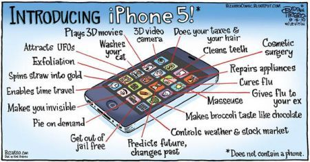 iPhone 5 di Apple