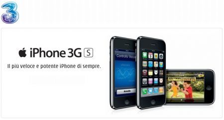iPhone e iPhone 3GS: precisazioni sulle tariffe dell'operatore operatore Tre