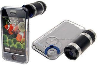 Immagine zoom ottico iPhone