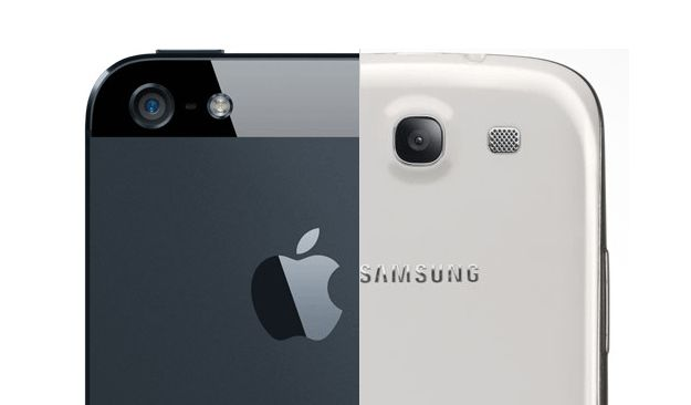 iPhone 5 vs Samsung Galaxy S3: fotocamera