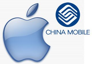 Apple iPhone con China Mobile