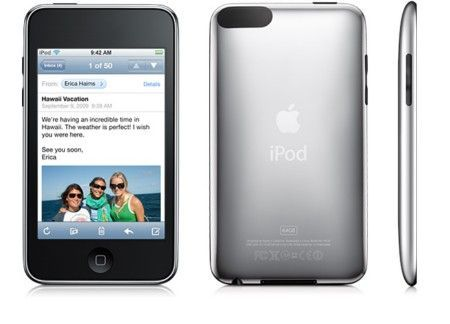 In arrivo iPod Touch 3G a Settembre 2011?