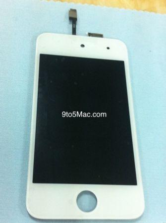 iPod Touch 5 generazione di colore bianco e CPU dual core a Settembre 2011?