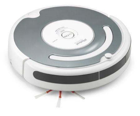 Idee regalo Natale: iRobot Roomba 520, il robot aspirapolvere che parla italiano