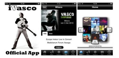 Vasco Rossi in diretta streaming live su iVasco