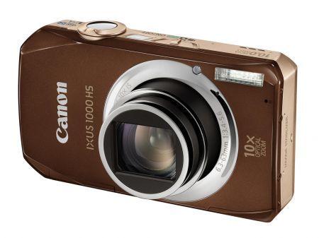Canon Digital IXUS 1000 HS: fotocamera per prestazioni elevate come regalo