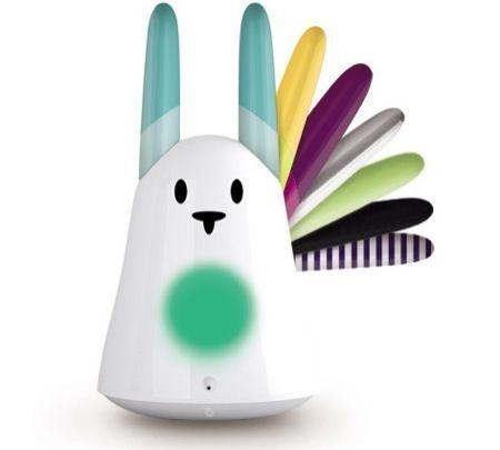 Idea regalo San Valentino: Karotz, il coniglio robot per Internet