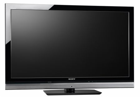 Sony Bravia KDL-40WE5: Tv LCD che risparmia energia come idea natale