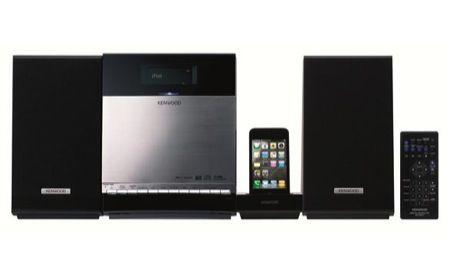 Idee regali Natale 2011: impianto Hi-Fi Kenwood C-414-S, musica a un prezzo ragionevole