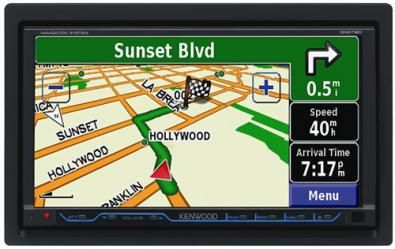 kenwood dnx 7120: GPS pronto a tutto