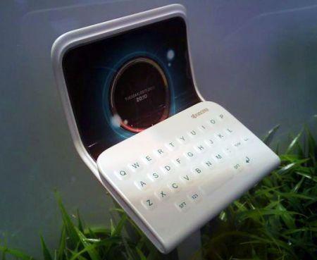Kyocera EOS: cellulare pieghevole con schermo OLED