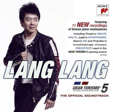 Lang Lang, creatore della colonna sonora di Gran Turismo 5, a Milano il 6 marzo 2011